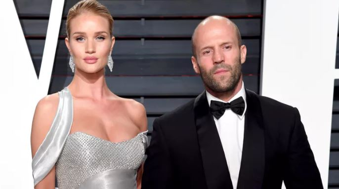 Jason Statham a new dad