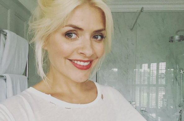 Holly Willoughby shares cute behind-the-scenes video of the photoshoot for her new baby book