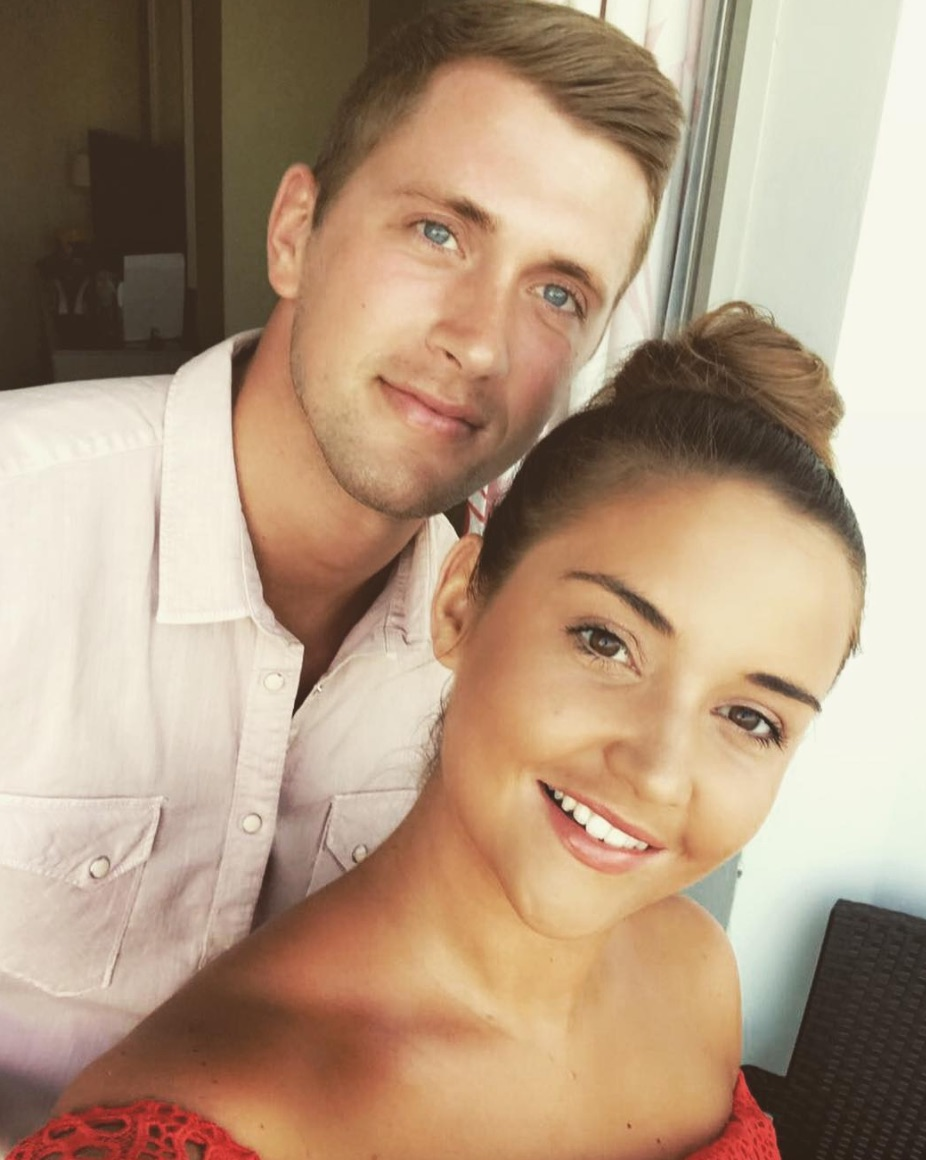 First look at Jacqueline Jossa and Dan Osbourne's wedding