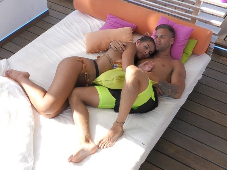Are Love Island's Dom And Jess Planning To Move In Together Already?!