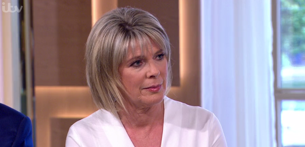 "Ruth Langsford branded ""frumpy"" by fans after latest outfit fail"