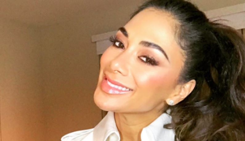 Nicole Sherzinger appears to throw shade at Cheryl, partying with her ex!