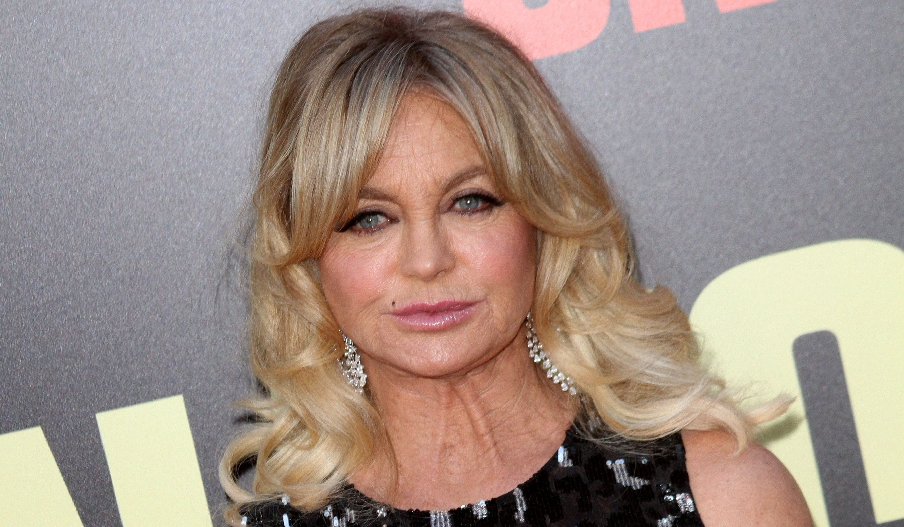 Goldie Hawn Shares Heartbreaking News In Touching