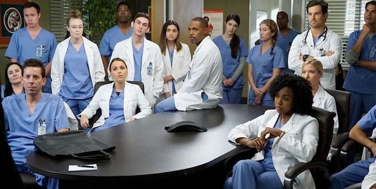 Actress Announces She\'s Departing From \'Grey\'s Anatomy\' Before New ...