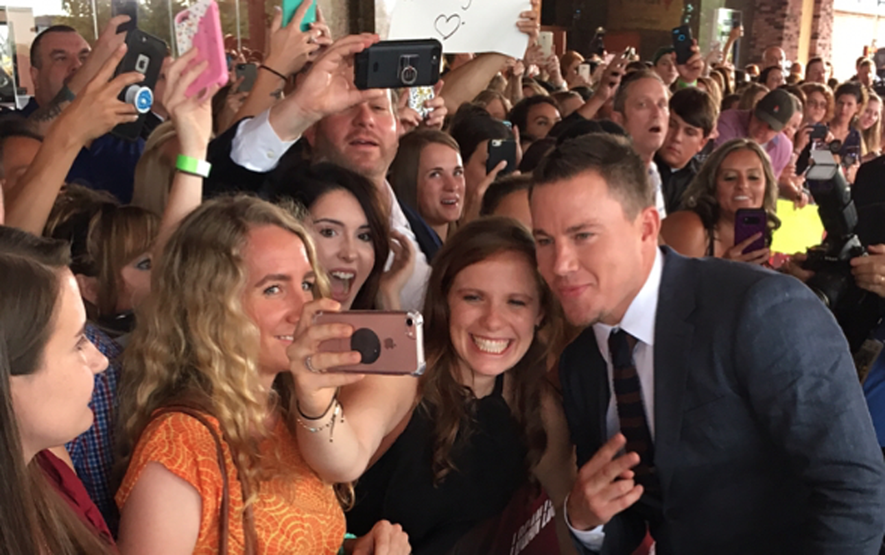 Channing Tatum Fans Drool As He Dances With Gas Station Clerk