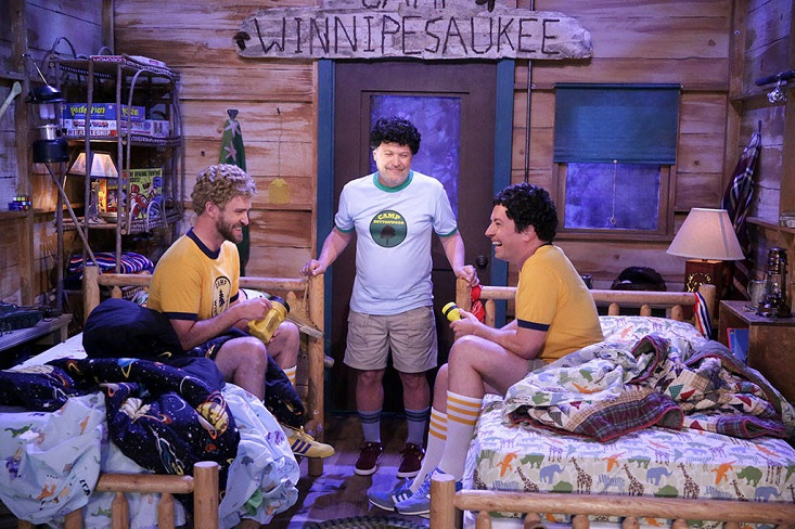 Hilarious 'Tonight Show' Camp Skit Breaks Records