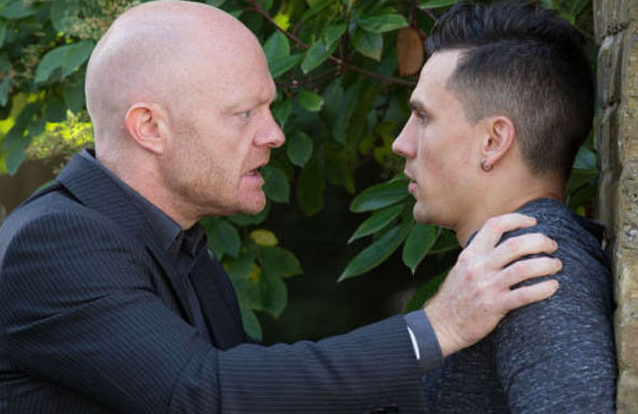 EastEnders: Steven Beale's exit storyline 'revealed' during dramatic showdown with Max Branning