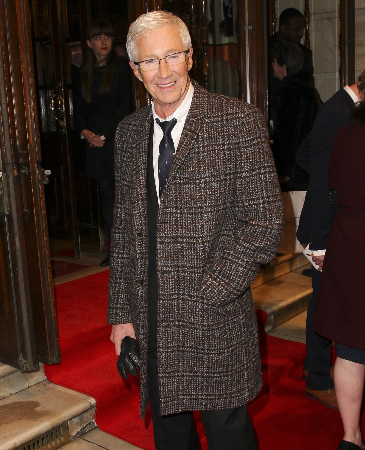 Paul O'Grady secretly marries ballet dancer boyfriend Andre Portasio