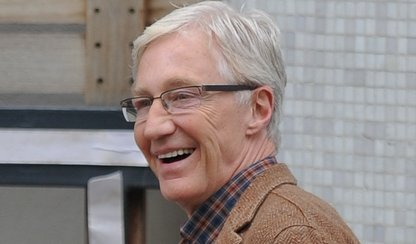 Paul O'Grady marries ballet dancer in London