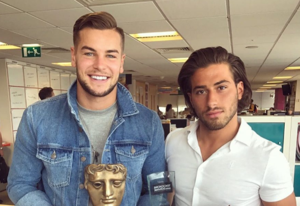 So What's Going On Between Rykard Jenkins And Kem Cetinay?