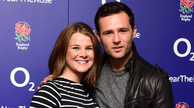 McFly's Harry Judd and wife Izzy welcome baby boy