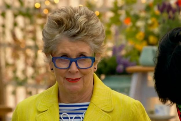 Prue Leith issues apology following mortifying GBBO blunder