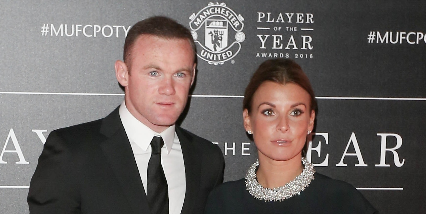 Coleen Rooney mocks talk that she's giving Wayne last chance