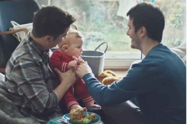 Same-sex couple who star in McCain chips ad hit by appalling social media abuse