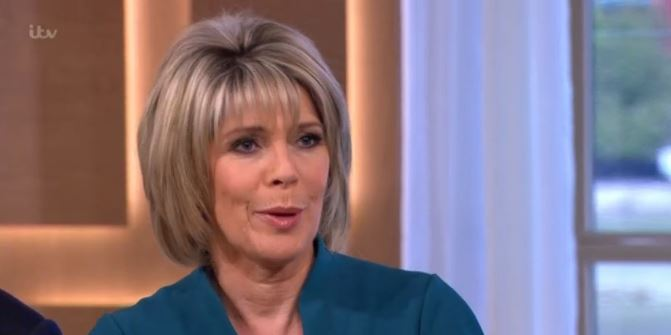 Strictly's Ruth Langsford reveals she was left in tears after meltdown during rehearsals