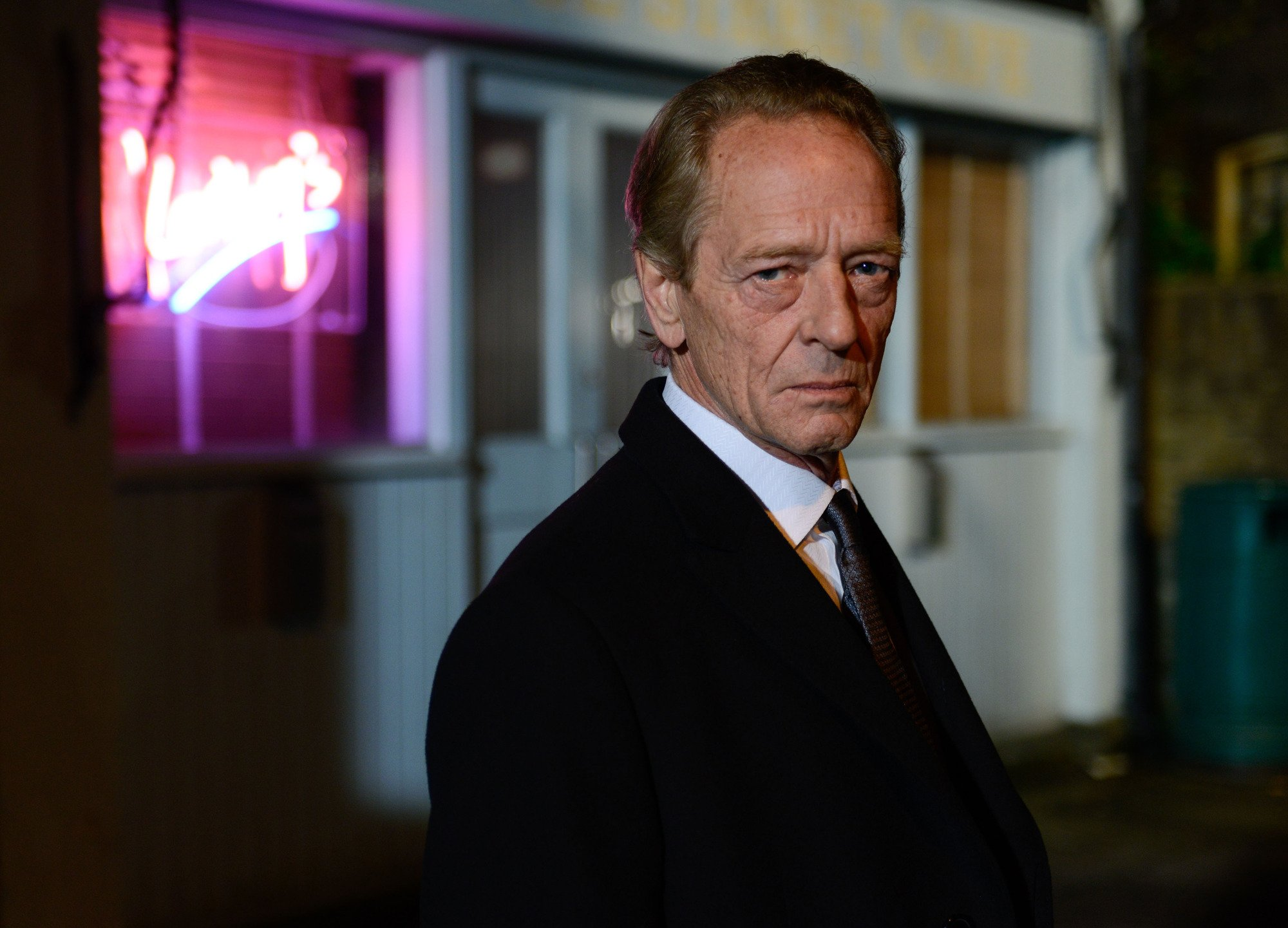 EastEnders SPOILER: Is Aunt Babe working with James Willmott-Brown?!