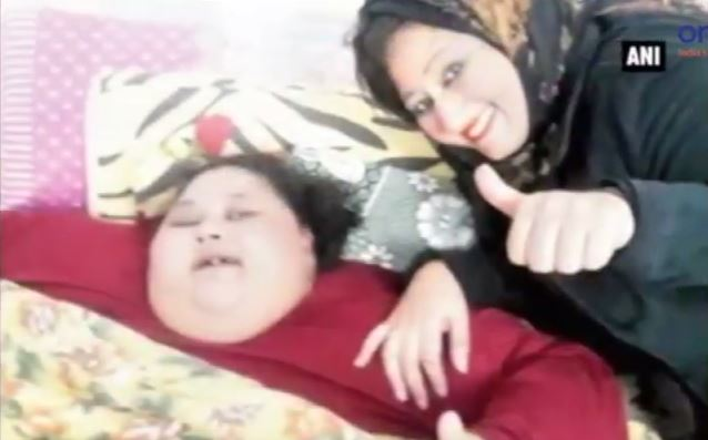 Former fattest woman in the world dies aged 37