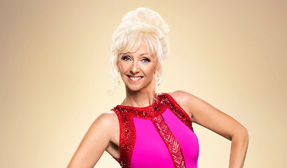 Strictly's Debbie McGee reveals secret behind that incredible performance
