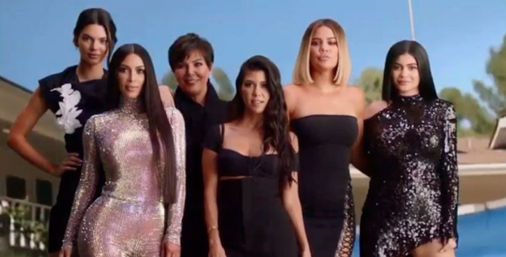 Kardashian family lying to fans entertainment daily for Living with the kardashians full episodes