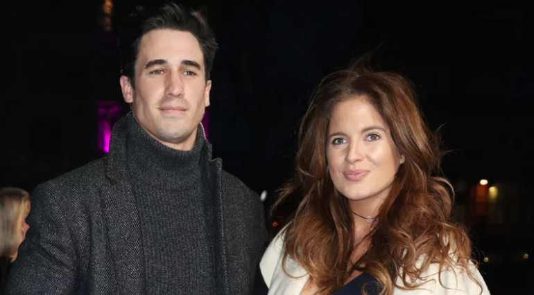 Made In Chelsea's Binky shares adorable snaps from daughter's intimate christening