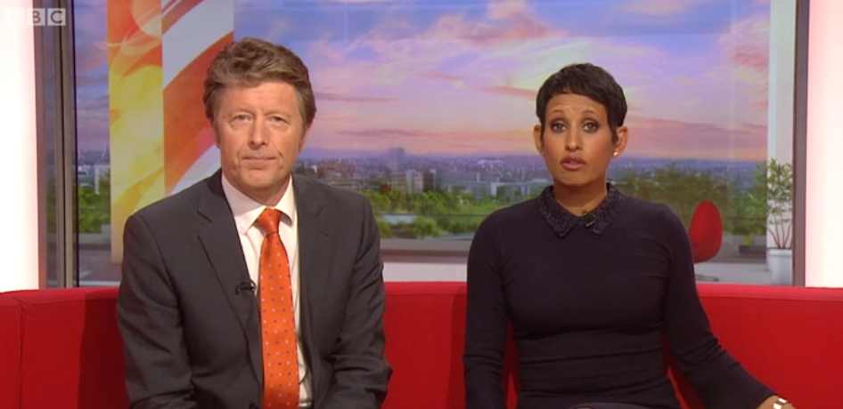 Naga Munchetty takes to Twitter to apologise for yet another mistake