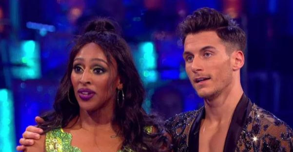 Alexandra Burke reveals the truth behind her Strictly 'feud' with Gemma Atkinson