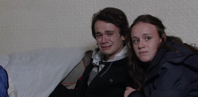Coronation Street viewers in pieces over Seb's harrowing storyline