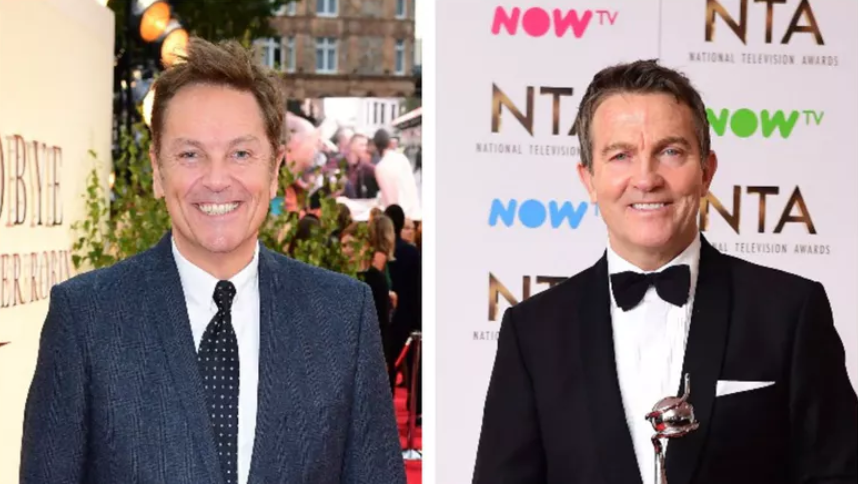Strictly star mistakes Brian Conley for Bradley Walsh