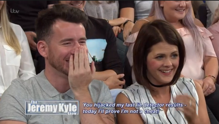 Jeremy Kyle viewers in stitches over guest's staggeringly stupid comments