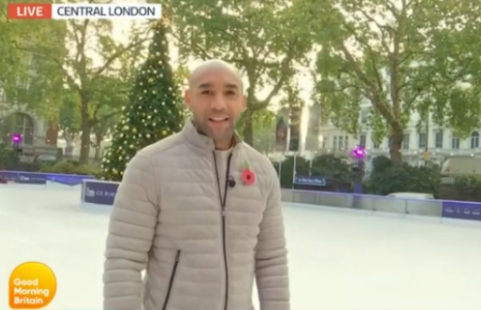 The forecast is bright: Weatherman Alex Beresford joining Dancing On Ice