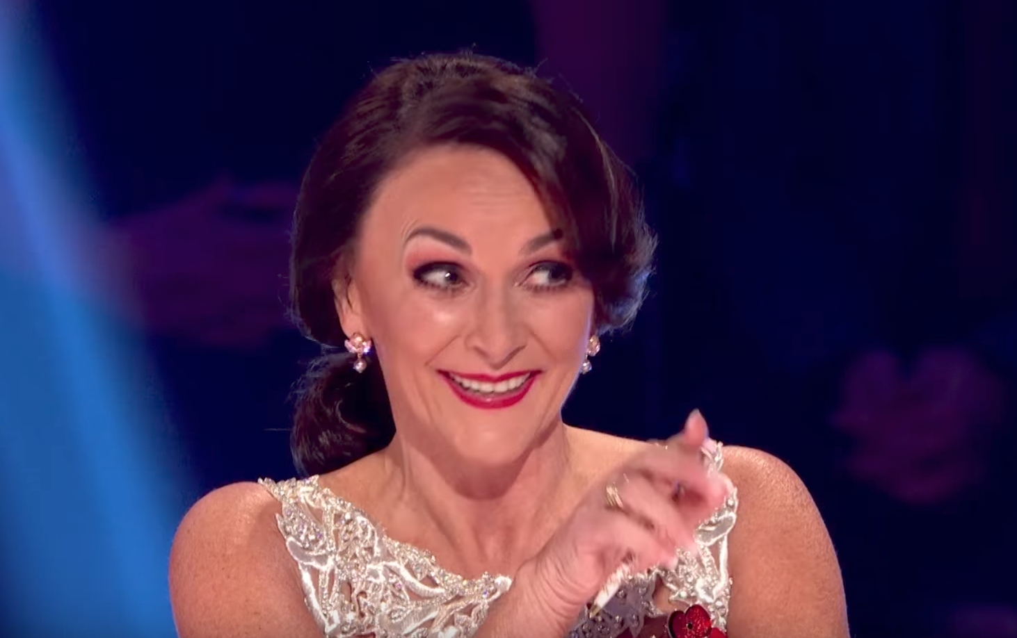 Strictly's Shirley Ballas reveals secret about judges' panel