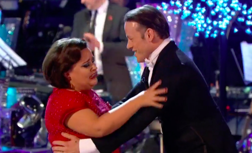 Strictly Come Dancing's Susan Calman reveals 999 drama