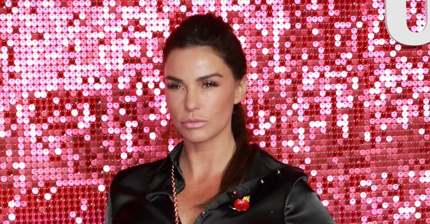 Has Katie Price FINALLY shared a picture of Kris?
