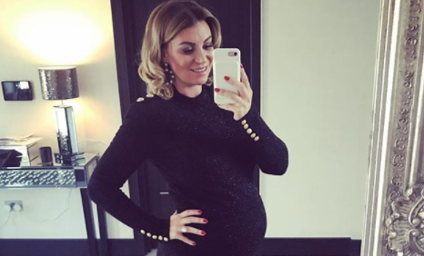 TOWIE beauty Billi gives birth to second child and shares unusual name