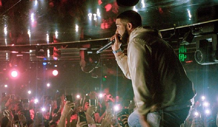 Drake Stops Concert to Call out Fan for 'Inappropriate' Behavior