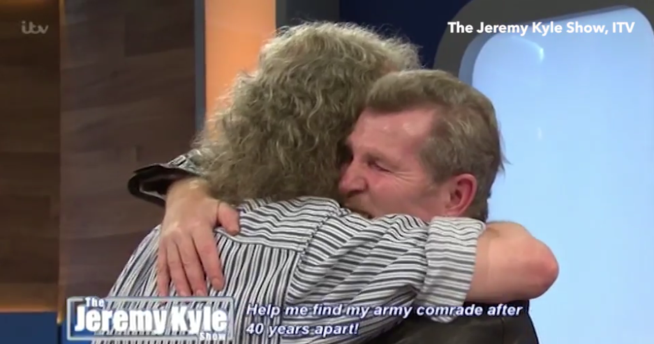 Jeremy Kyle viewers in tears at actual NICE story