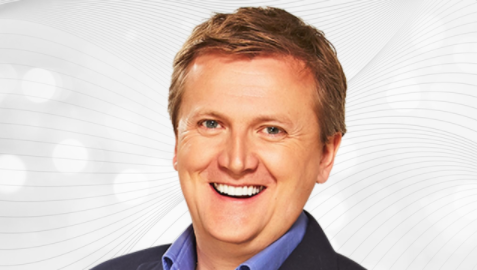 Songs Of Praise host Aled Jones off air after 'inappropriate contact' claim