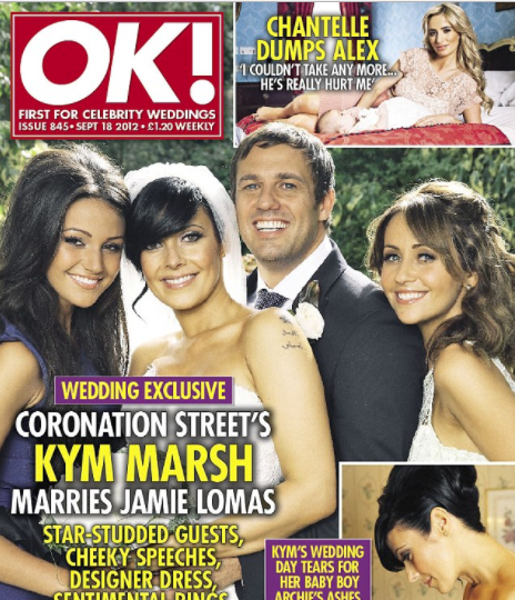 The Truth Behind Jamie Lomas's Split From Kym Marsh As He