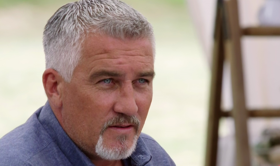 Paul Hollywood: The girls abandoned Bake Off