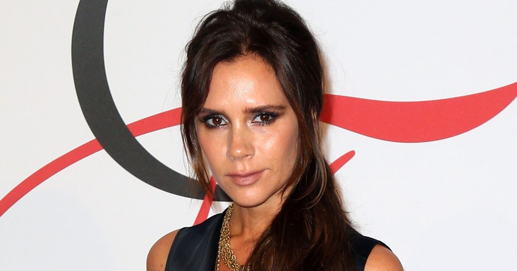 Victoria Beckham's hair accessory will only cost you 30p