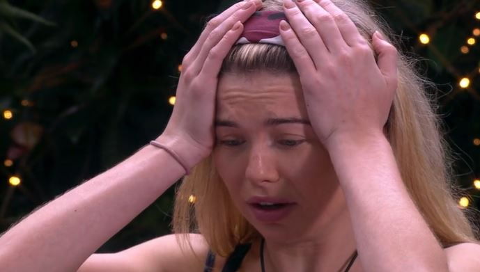 I'm A Celeb stars gag as they're forced to eat Huntsman spider