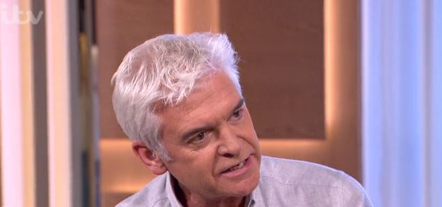 Phillip Schofield has a plea for Strictly bosses