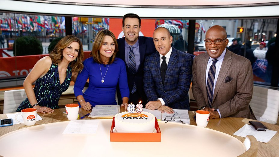 "The hosts of the ""Today"" show. (Credit: NBC)"