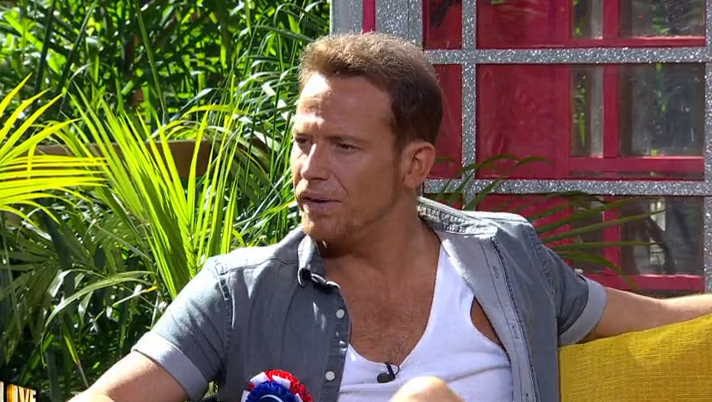 Ant McPartlin & Joe Swash address their reported 'feud' on I'm A Celebrity…