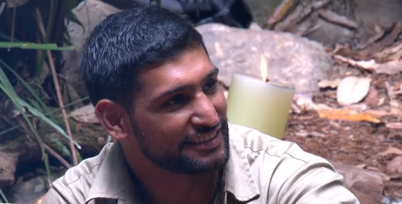 Amir Khan and Georgia Toffolo to compete for I'm A Celebrity immunity