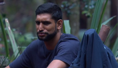 I'm A Celeb's Amir Khan makes another massive blunder in the jungle