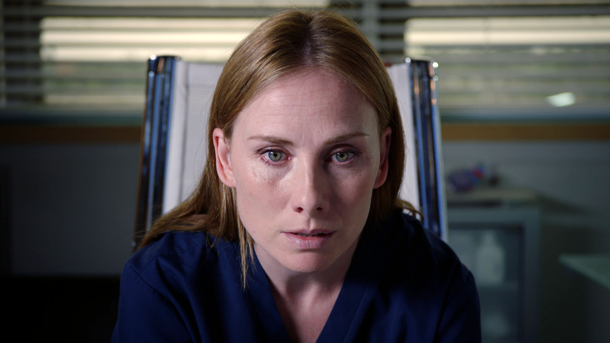 Holby City's Rosie Marcel opens up about her mental health issues