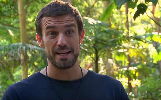 I'm A Celebrity's Jamie reveals none of his clothes fit him