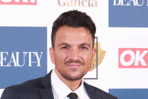 Doting dad Peter Andre shares gorgeous throwback selfie of him and Junior