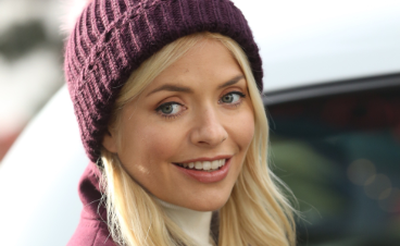 Holly Willoughby fans spot something 'sinister' in her garden
